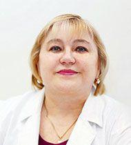 Кравченко Елена Николаевна